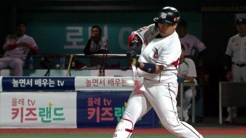 강백호, 고졸 신인 최다 홈런...24년 만에 새 역사