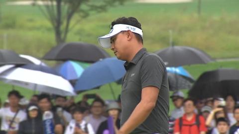 박상현(-22) 신한동해오픈 우승...시즌 3승