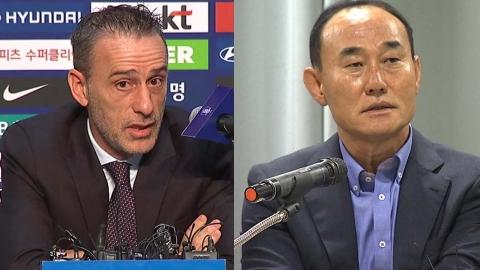 벤투 감독, 20일 김학범 감독과 첫 회동...협력 방안 논의