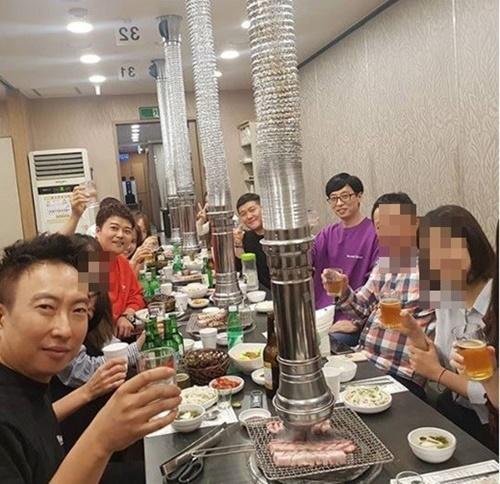 """""""재석아 고마워. 파이팅""""...박명수, '해투3' 하차 소감"""
