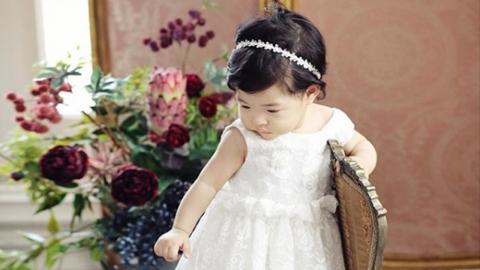 """이동건♥조윤희 부부, 9개월된 딸 로아 공개 """"너무 예뻐"""""""