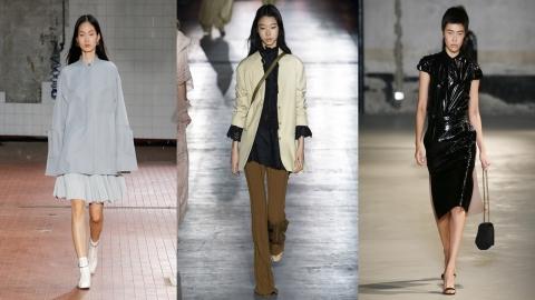 신현지-배윤영-정소현, 2019 S/S 밀란 패션위크 시작