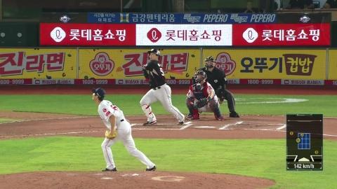 강백호, 고졸 신인 최초 3연타석 홈런