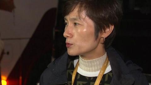 """현정화 """"이분희 못 만나...체육교류 적극추진에 감사"""""""