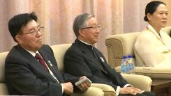 평양 장충성당 보수 논의...종교 교류 기대