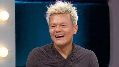 박진영, 시가 총액 1조 돌파 축하와 함께 아기 아빠 된다 알려