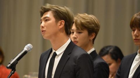 """[Y이슈] """"목소리를 내자""""...방탄소년단의 연설이 와닿은 이유"""