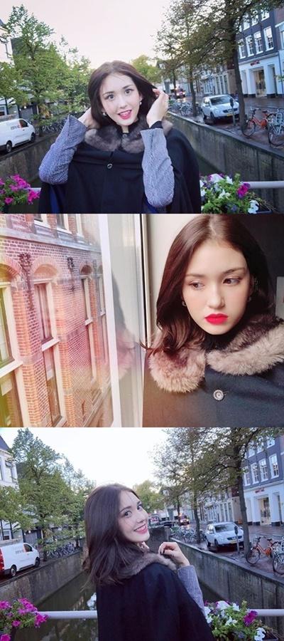 """전소미, 더블랙레이블 전속 계약 후 근황 공개...""""좋다"""""""
