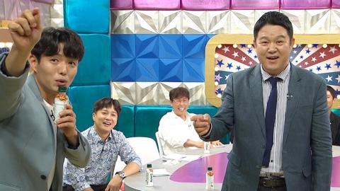 '범죄도시' 하준, '라디오스타' 김구라 쥐락펴락 예능감 발산