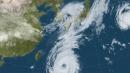 [날씨] 강력 태풍 '짜미' 일본으로...찬 공기가 북상 막아