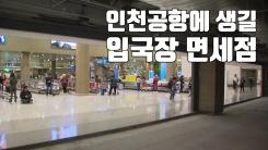 [자막뉴스] 인천국제공항에 '입국장 면세점' 생긴다