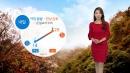 [날씨] 아침 쌀쌀·한낮 온화...큰 일교차 주의