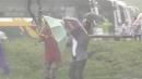 태풍 '콩레이' 영향에 전국 비바람...퇴근길 날씨는?