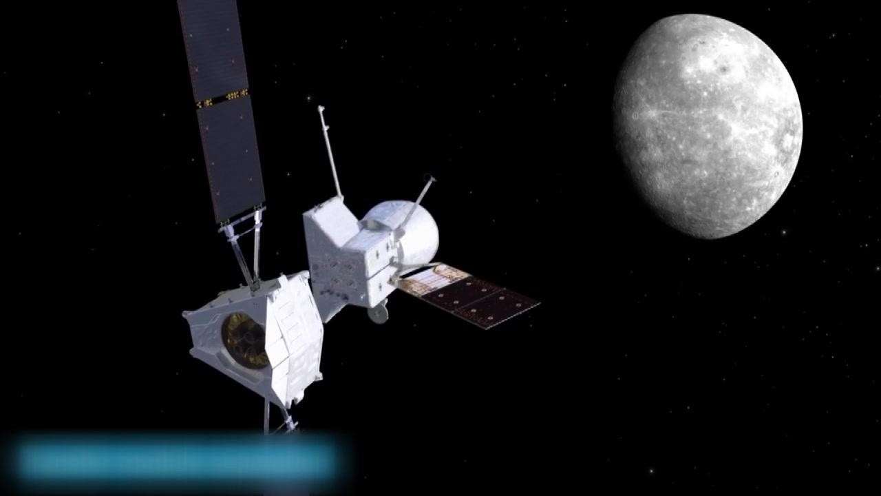 수성의 움직임 파헤친다...탐사선 '베피콜롬보' 다음달 발사