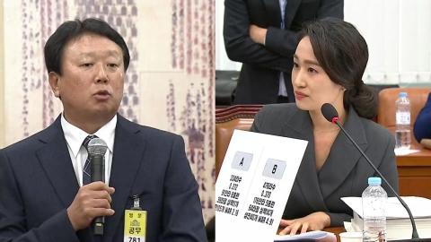 """선동열 증인 출석 """"청탁 없었고, 소신껏 뽑았다"""""""