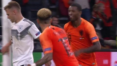'전차군단' 독일 축구 또 망신…네덜란드에 3:0 완패