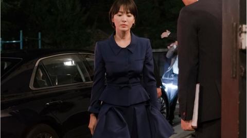 '남자친구' 송혜교, 재벌가 며느리 겸 호텔 대표로 안방 복귀