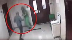 아내 제왕절개 거부한 의사들 폭행한 남성