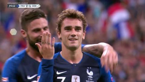 프랑스, 맞수 독일에 역전승...15경기 연속 무패 행진