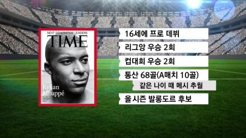 """""""축구의 미래는 음바페""""...내면까지 채우는 '무서운 19살'"""