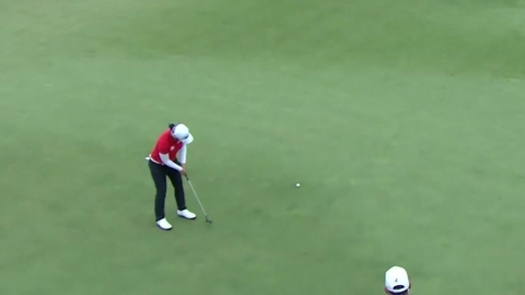 김세영, LPGA 상하이 이틀 연속 선두