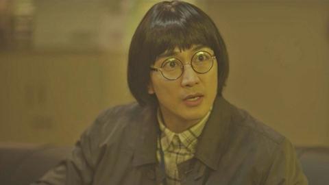 """""""어떤 분장도 OK""""...'플레이어' 송승헌, 열정 빛난 '바가지 머리'"""