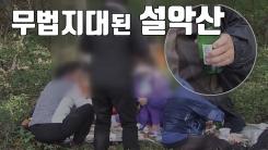 [자막뉴스] 불법 음주·주차 난무...무법지대 된 설악산