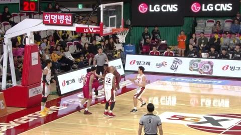 그레이·메이스 47점 합작...LG, 2연승