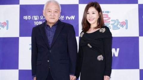 """[Y이슈] 김한길, 폐암 4기 투병 """"신약 치료 중...아내 최명길 고마워"""""""