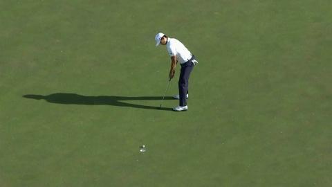 김민휘, PGA 투어 슈라이너스오픈 2라운드 공동 2위