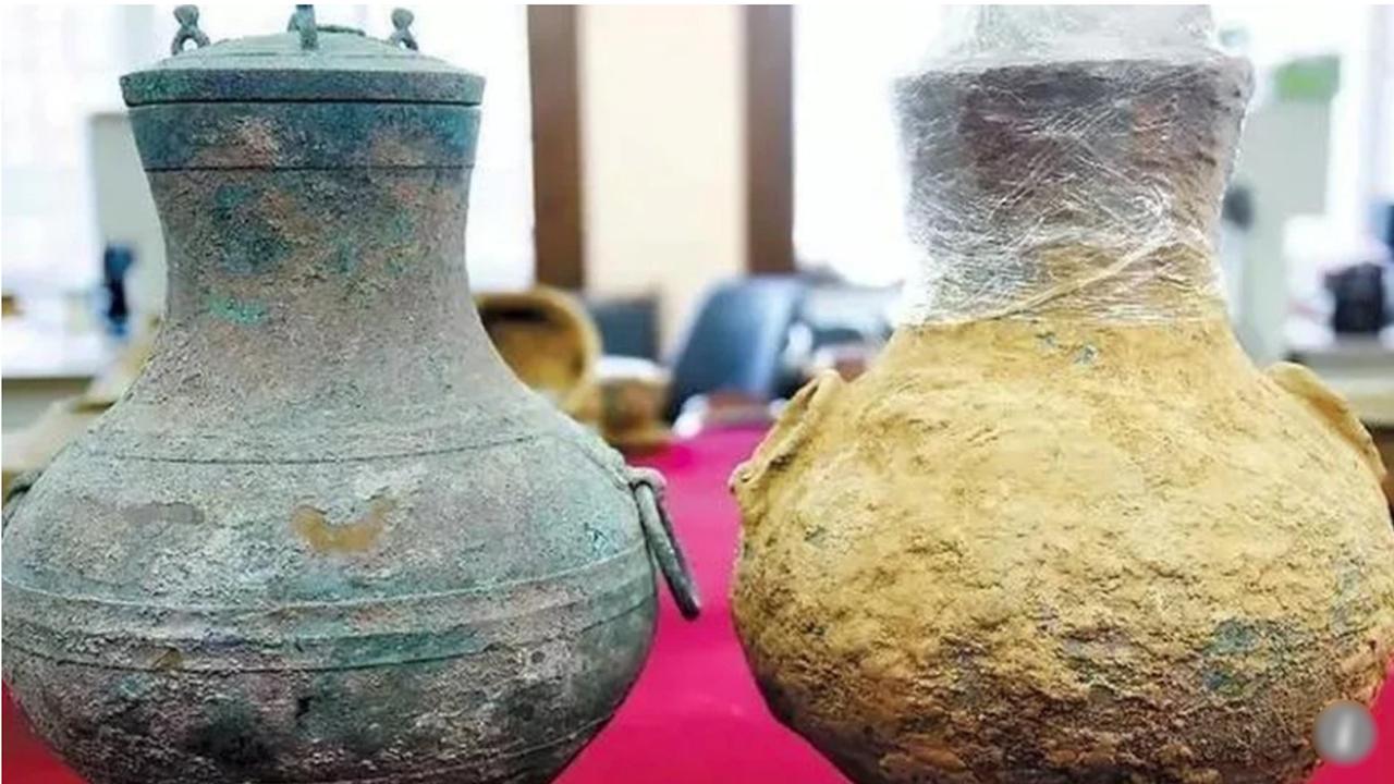 완벽한 보존 상태...무덤에 2,000년 묻혀있던 중국 술 발견돼