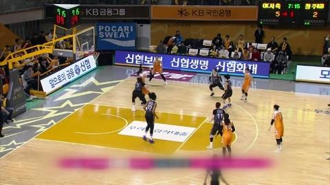 여자농구 KB, 개막 3연승 질주