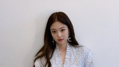"""블랙핑크 제니 'SOLO', 7개 차트 올킬 """"특별한 날, 감사해"""""""