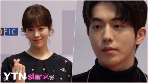 [Y영상] 한지민·남주혁·이성민 '제38회 영평상' 시상식 포토월