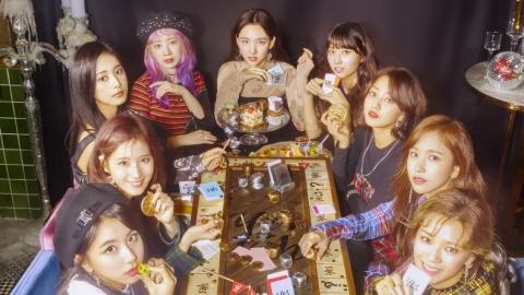 트와이스, K팝 걸그룹 최초 2년 연속 NHK '홍백가합전' 출연
