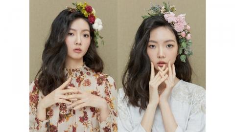 신인 모델 손지민, 청순미 가득한 화보 공개!