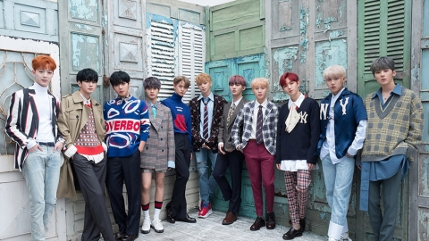 워너원 컴백쇼, 22일 방송…'봄바람'·수록곡 무대 첫 공개