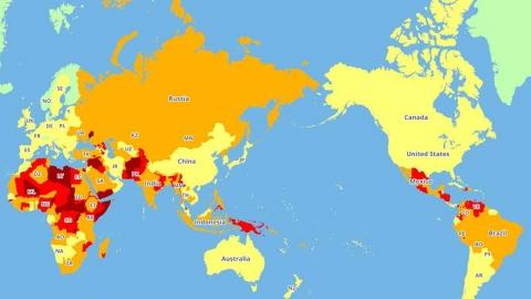 2019년 여행하기 가장 위험한 나라는 어디일까