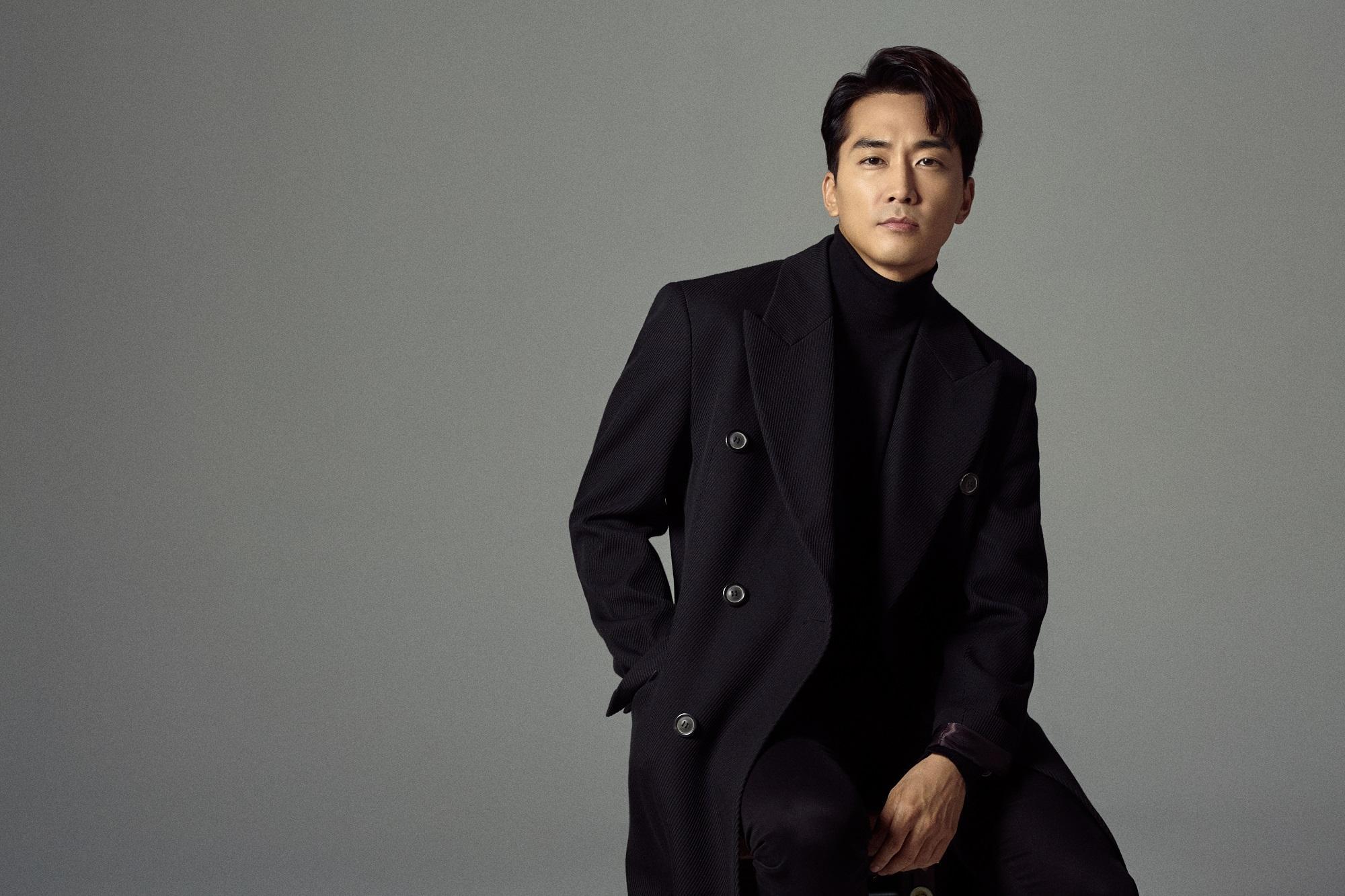 """송승헌 """"뒤늦게 연기욕심 생겨...40대 꼭 이루고 싶은건 결혼"""""""