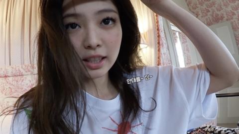 제니 '솔로' MV, 5500만뷰 돌파...세계적인 영향력
