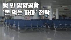 [자막뉴스] 텅 빈 양양공항 '돈 먹는 하마' 전락