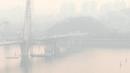 [날씨] 中 스모그에 가을 황사 가세...미세먼지 비상