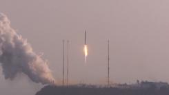 75톤급 엔진 시험발사체 발사 성공...목표 연소시간 돌파