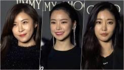 하지원-김사랑-손나은 '사랑스러운 비주얼 여신' (지미추 포토콜)
