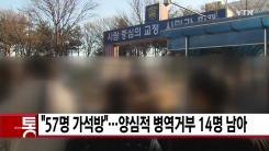 "[YTN 실시간뉴스] ""57명 가석방""...양심적 병역거부 14명 남아"
