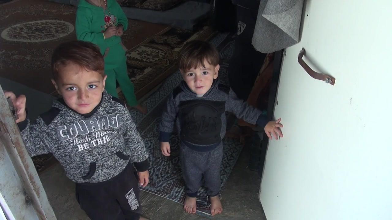 """시리아 난민 캠프를 가다...""""공존의 딜레마"""""""