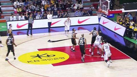 한국 남자 농구, 월드컵 2회 연속 본선행 쾌거