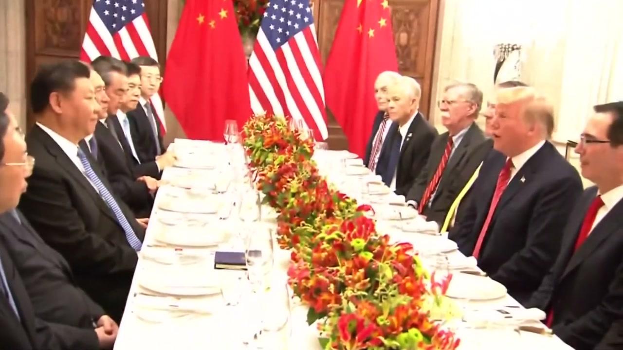 [취재N팩트] 美-中 무역전쟁 '휴전'...'90일 협상' 전망은?