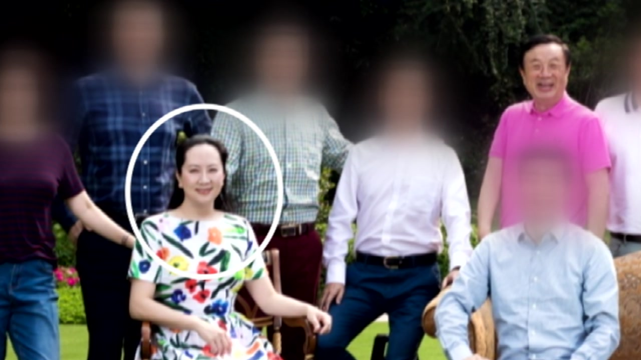 캐나다, 中 화웨이 창업주 딸 체포...아시아 증시 '충격'