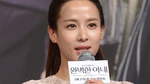 """'빚투' 조여정 측 """"父, 이혼 후 교류 없어...해결 노력할 것""""(공식)"""